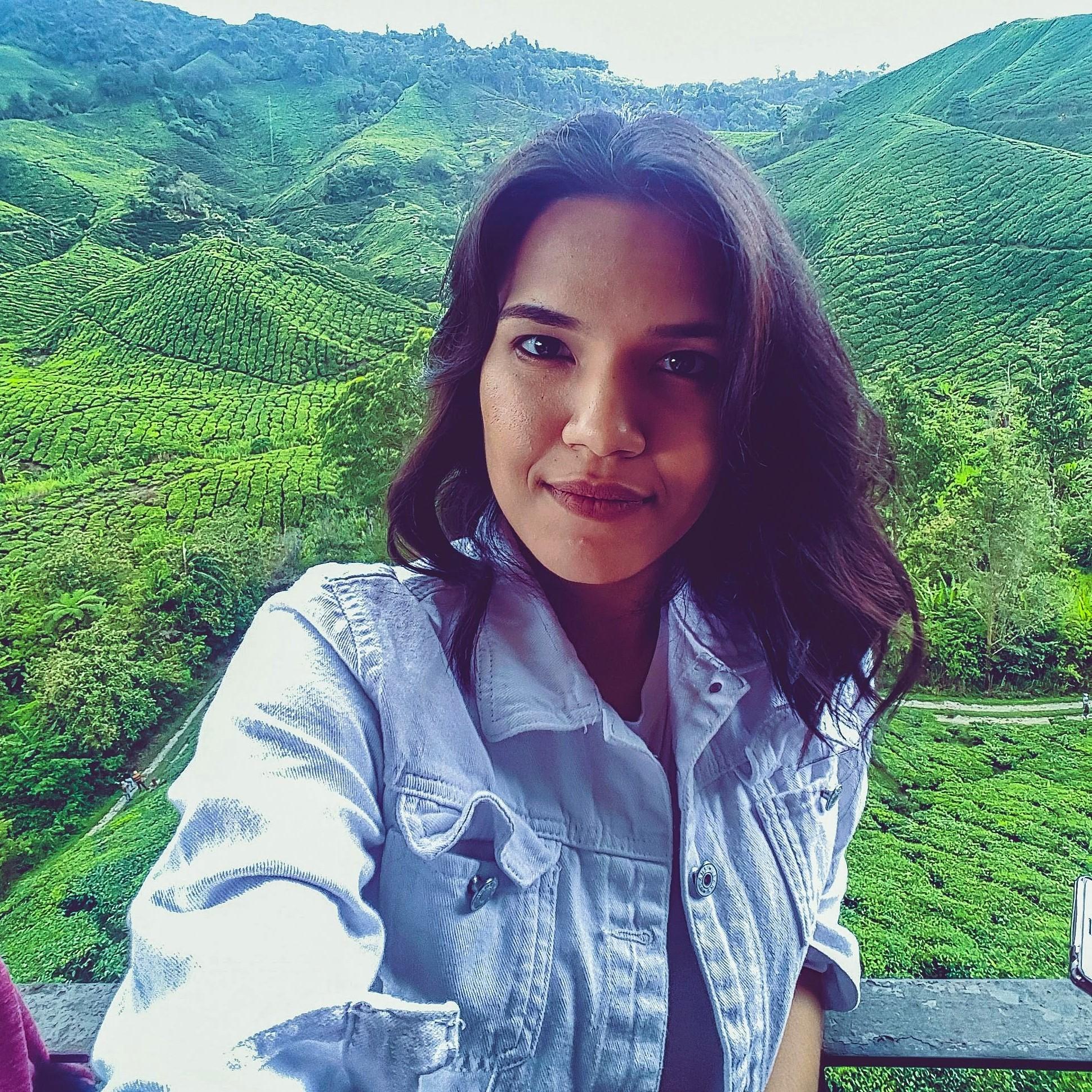 Lavinia Joan Chong